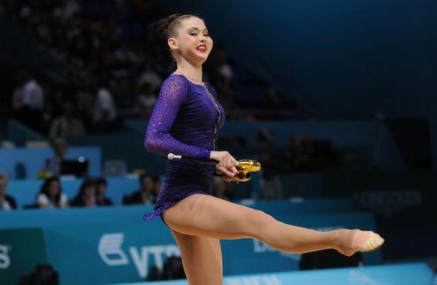 Художественная гимнастика. ЧМ-2013. Еще две медали для Украины