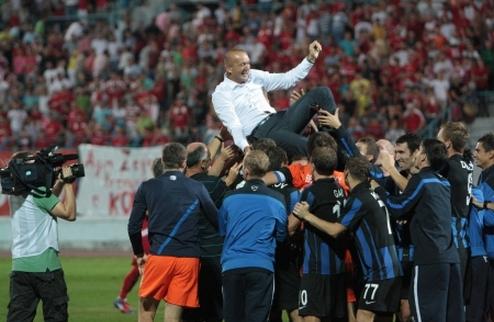 Черноморец пролазит в групповой турнир Лиги Европы