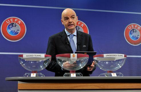 ЛЕ: Динамо, Днепр и Черноморец узнали своих соперников