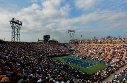 US Open. Программа дня