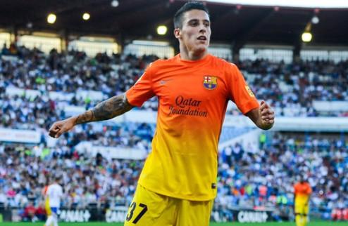 Официально: Барселона продлила контракт с Тельо