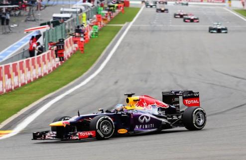 """Формула-1. Феттель: """"Монца — самая быстрая трасса в календаре"""""""