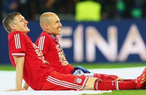 После Челси Бавария потеряла четверых игроков