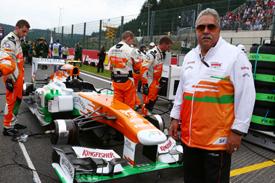 Формула-1. Малья верит в существование Гран-при Индии