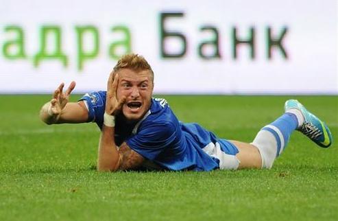 "В.Мандзюк: ""Драгович ударил меня в лицо, как на ринге"""