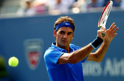 US Open. Новое падение Федерера, марафон Гаске и Раонича