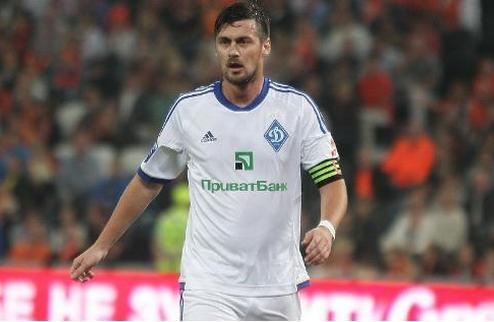 Контракт Милевского с Динамо истекает 5 сентября