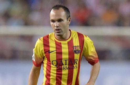 Барселона готовит новые контракты для Иньесты и Пике