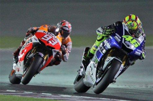 """Росси: """"Сильверстоун слишком опасен для MotoGP"""""""