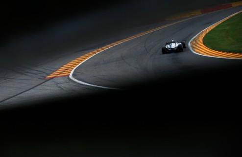 Формула-1. Гран-при Италии. Хэмилтон выигрывает первую практику