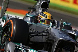 """Формула-1. Хэмилтон: """"Мы недостаточно быстры"""""""