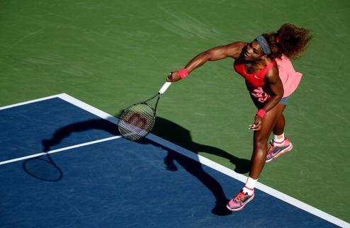 US Open. Серена врывается в финал