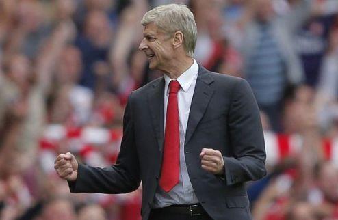 Арсенал: в будущее — с Венгером