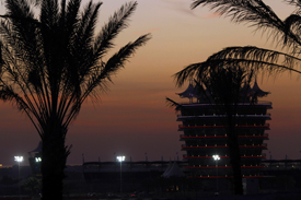 Формула-1. Гонка в Бахрейне станет ночной
