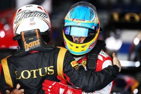 Формула-1. Алонсо покинет Феррари из-за Райкконена?