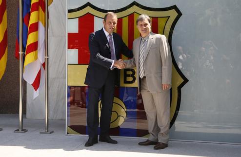 Росель: Касильяса в Барселоне не будет