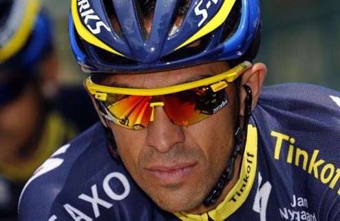 Велоспорт. Контадор остается в Saxo-Tinkoff
