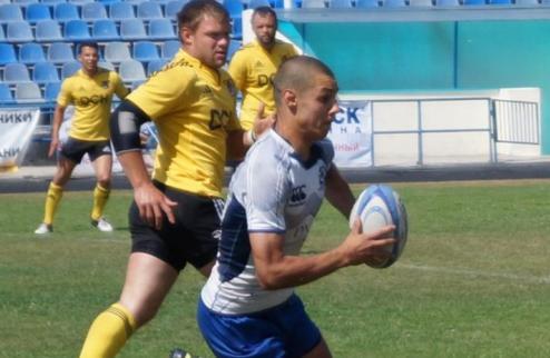 Регби-7. Олимп — чемпион Украины