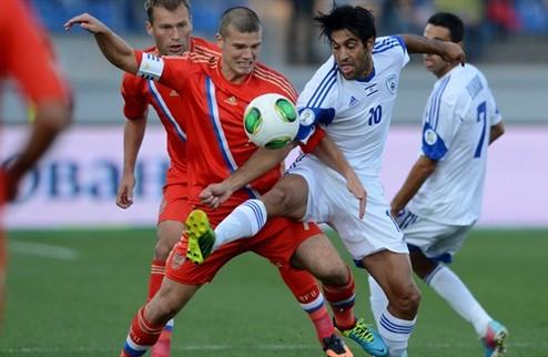 Россия обошла Португалию, победы Дании и Польши, Швейцария близка к ЧМ