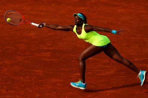 Стивенс метит в десятку лучших WTA