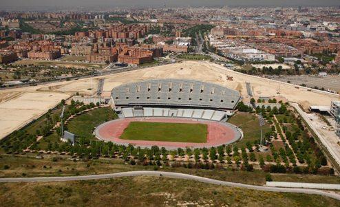 Атлетико переедет на новый стадион через три года