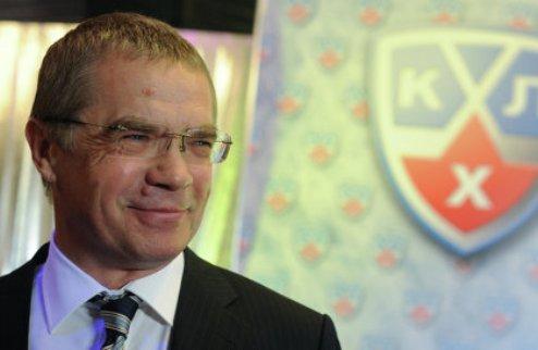 Медведев готов сменить Фазеля во главе IIHF