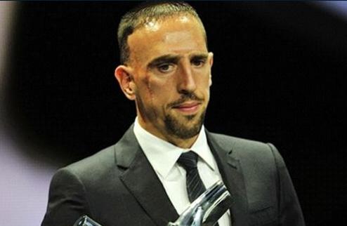 Месси: Рибери – лучший игрок Европы