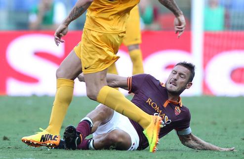 Тотти продлит контракт с Ромой до 2016 года