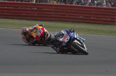 MotoGP. Гран-при Сан-Марино. Маркес выигрывает первую практику