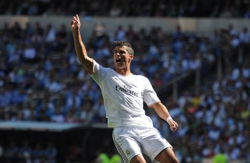 Официально: Роналду продлил контракт с Реалом