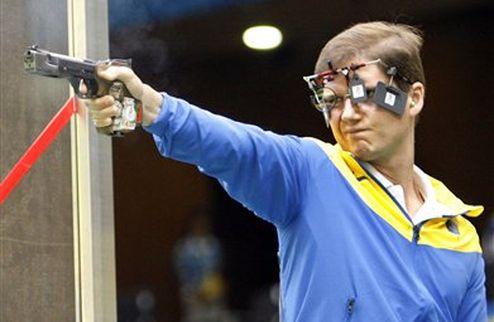 Пулевая стрельба. Олимпийский чемпион побеждает в родном Львове