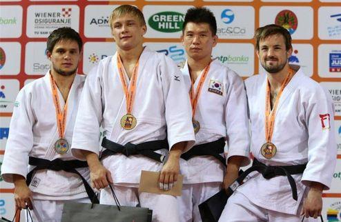 Дзюдо. Украинец Плиев берет серебро Гран-при
