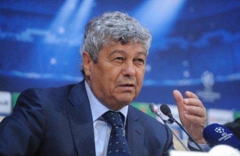 """Луческу: """"Лигу чемпионов начинает Пятов"""""""