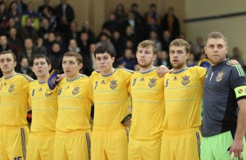 Футзал. Украина — Венгрия. Превью
