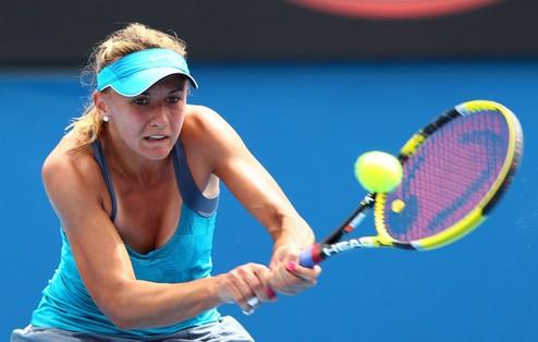 Гуанчжоу (WTA). Цуренко проигрывает в первом раунде