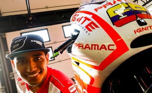 MotoGP. Эрнандес заменит Списа в Арагоне