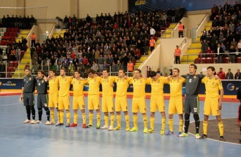 Футзал. Есть заявка Украины на матч с венграми