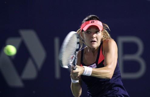 Сеул (WTA). Успешный старт Радваньской, вылет Закопаловой