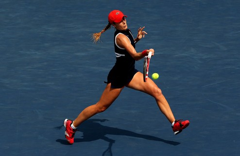 Гуанчжоу (WTA). Кирстя и Урсула Радваньска покидают турнир