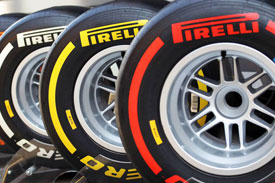 Формула-1. В Пирелли огласили состав шин для гонок в Корее, Японии и Индии