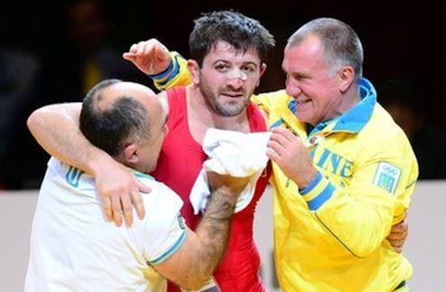 Вольная борьба. Алдатов — чемпион мира, Засеев — вице-чемпион