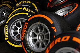 Пирелли продолжит сотрудничество с GP2 и GP3