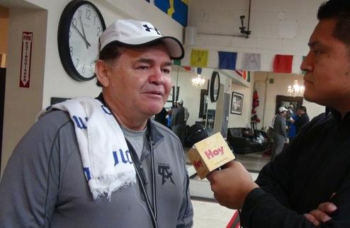 """Тренер Альвареса: """"Канело вернется сильнее, потому что он великий чемпион"""""""
