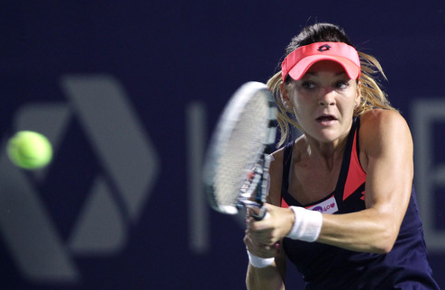 Сеул (WTA). Радваньска уверено проходит в 1/4 финала, Кириленко уступает