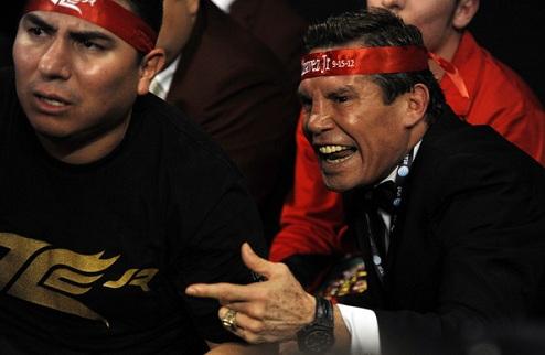 """Чавес-старший: """"Мой сын еще станет чемпионом мира"""""""