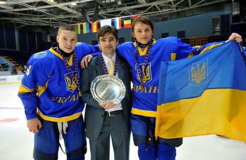 Майко обратился к президенту Федерации хоккея Украины