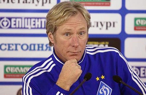 Баль, Михайличенко и Роменский покидают тренерский штаб Динамо