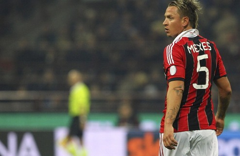 Агент: Мексес не думал об уходе из Милана