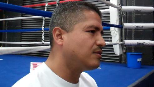 Чавес-младший хочет тренироваться у Роберта Гарсии