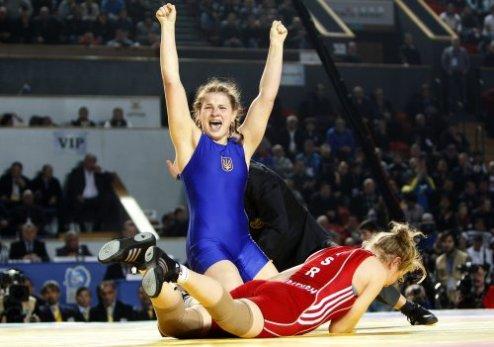Борьба. Махиня-Стадник — чемпионка мира